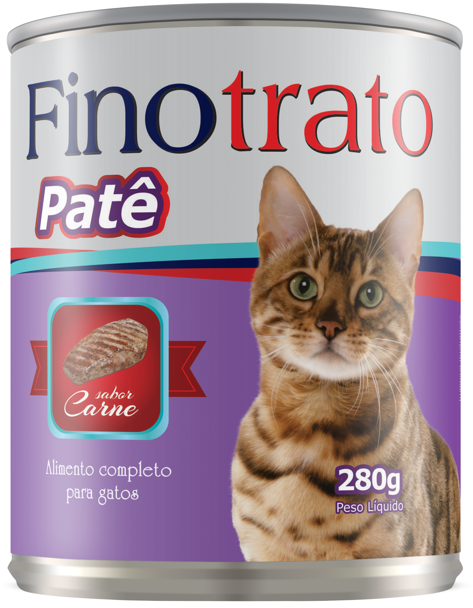 Finotrato Patê Gatos