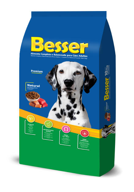 Besser Natural – Adult Dogs