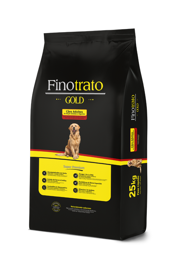 Finotrato Gold - Adult Dogs of LGB
