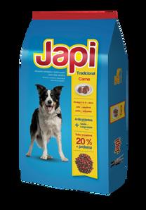 Japi Tradicional Carne - Perros Adultos