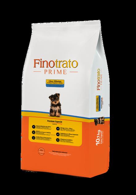 Finotrato Prime - Cães Filhotes RPM