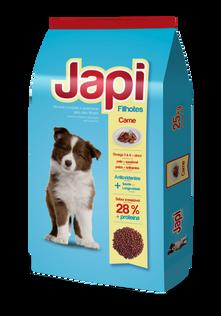 Japi Carne - Cães Filhotes