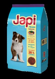 Japi Sabores - Cães Filhotes