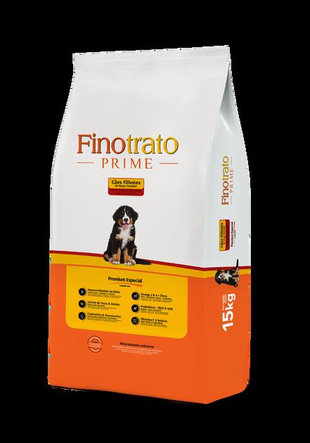 Finotrato Prime - Cães Filhotes RG