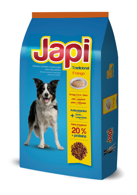 Japi Tradicional Chicken - Adult Dogs