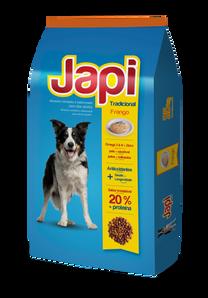 Japi Tradicional Pollo - Perros Adultos