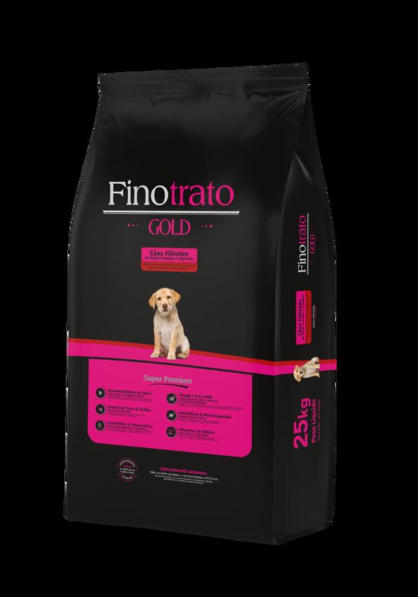 Finotrato Gold - Puppies of LGB