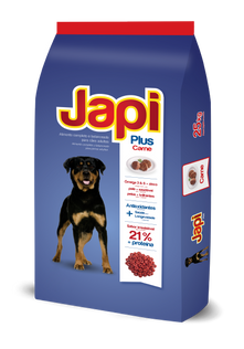 Japi Plus Carne - Perros Adultos