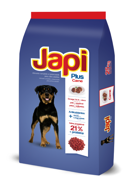 Japi Plus Beef - Adult Dogs