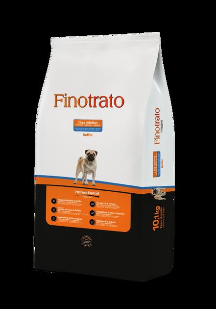 Finotrato Buffet - Adult Dogs of SMB
