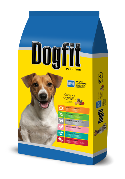 ​Dogfit Beef and Vegetables - Adult Dogs - SMB