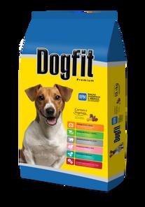 Dogfit Carne y Vegetales - Perros Adultos - RPM
