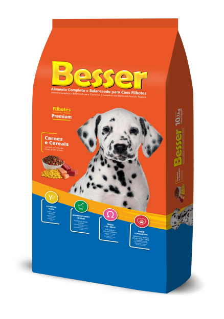 Besser Beef and Cereals - Puppies