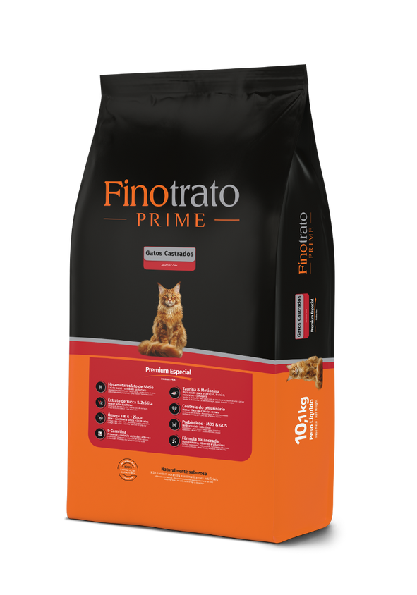 Finotrato Prime Gatos Castrados