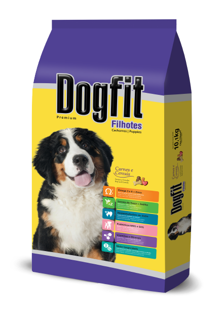 Dogfit Beef and Cereals - Puppies
