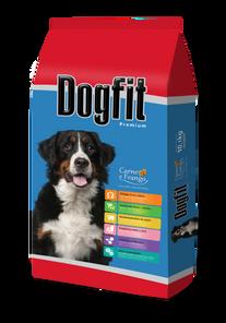 Dogfit Carne y Pollo - Perros Adultos