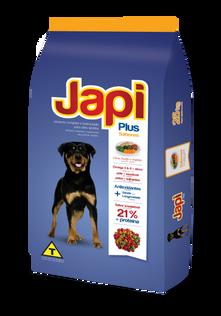 Japi Plus Carne, Pollo y Vegetales - Perros Adultos