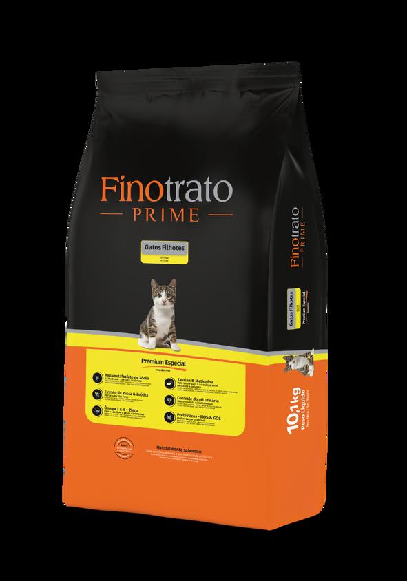 Finotrato Prime Gatos Filhotes