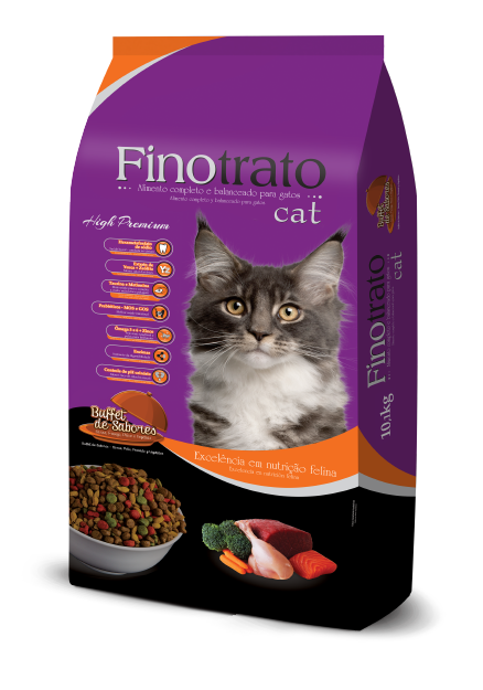 Finotrato Cat - Adult Cats - Buffet