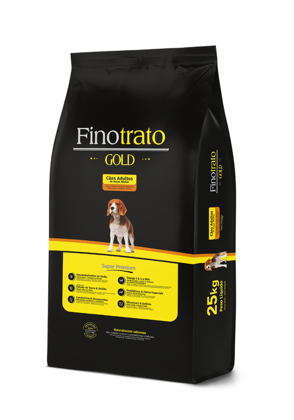 Finotrato Gold - Adult Dogs of MB