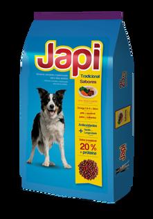 Japi Tradicional Sabores - Cães Adultos