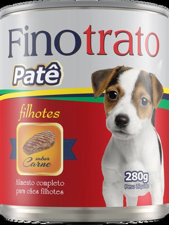 Finotrato Patê Cães Filhotes