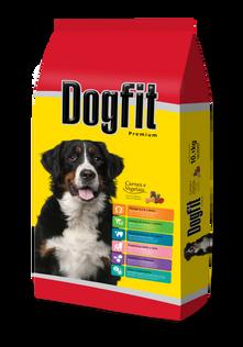 Dogfit Carnes y Vegetales - Perros Adultos