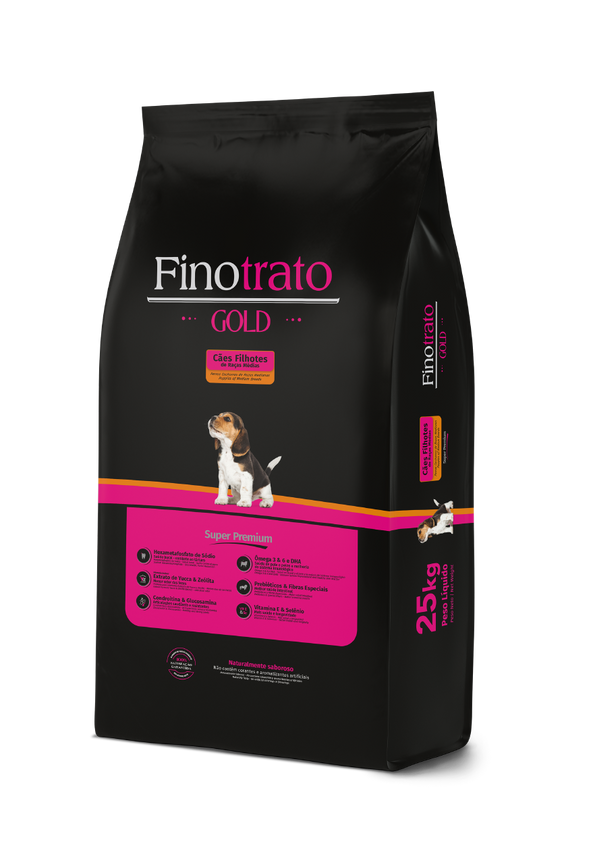 Finotrato Gold - Puppies of MB