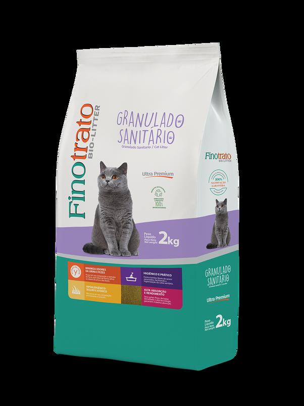Finotrato Bio-Litter - Cat Litter