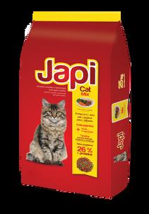 Japi Cat Mix - Gatos Adultos