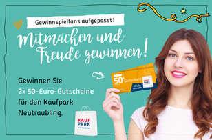 Facebook Kampagne Kaufpark Neutraubling