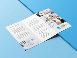 Corporate Design Zahnarzt Kunze