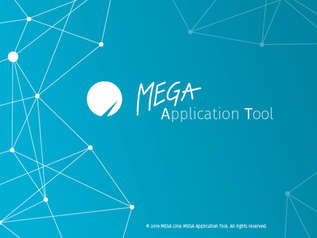 Gestaltung Mega Line Mega Application Tool