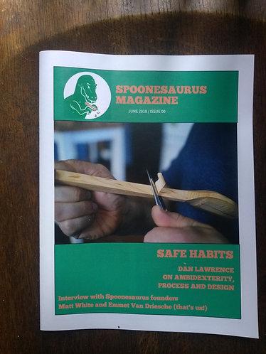 Spoonesaurus Magazine Issue 00