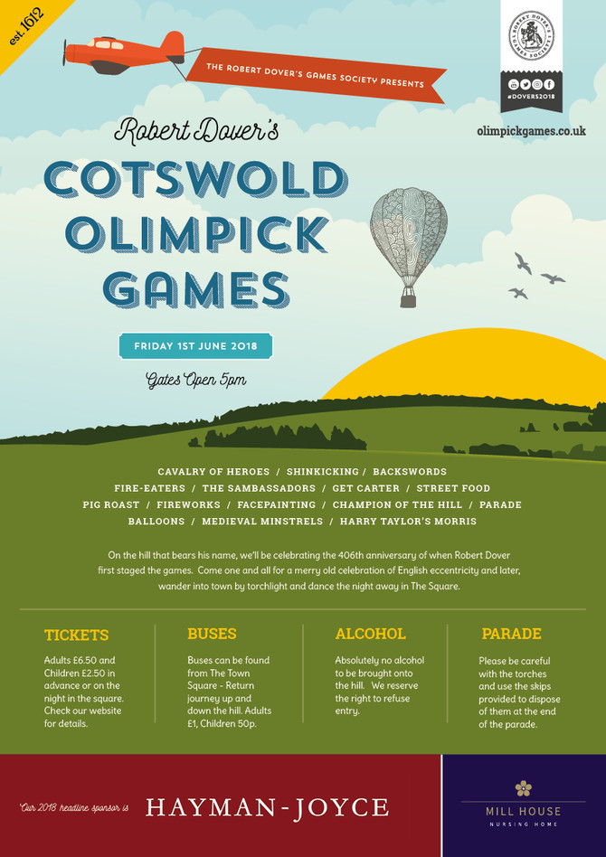 The Cotswold Olimpicks - Your Questions Answered