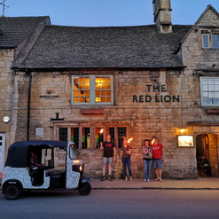The Red Lion Tavern