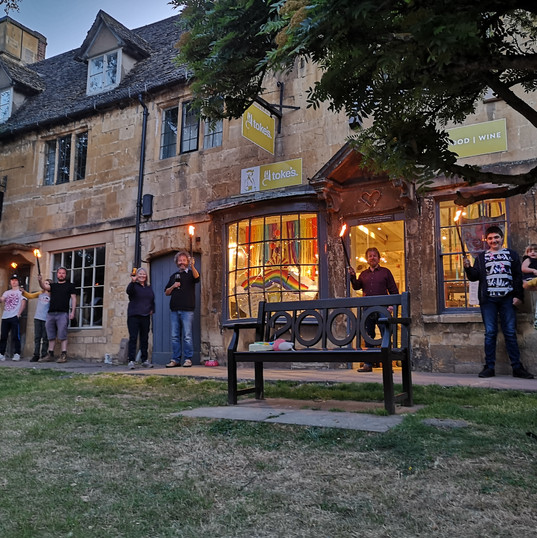 Toke's Food & Drink, Chipping Campden