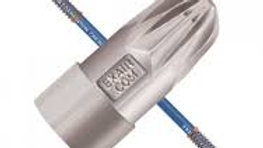 """1/4 NPT Super Air Nozzle with 6"""" Stay Set Hose (MM)"""