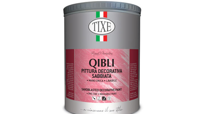 TIXE Quibli Decorative Paint