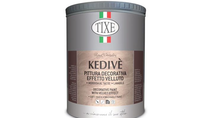 TIXE Kedivè Paint