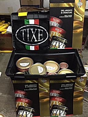 TIXE Paints