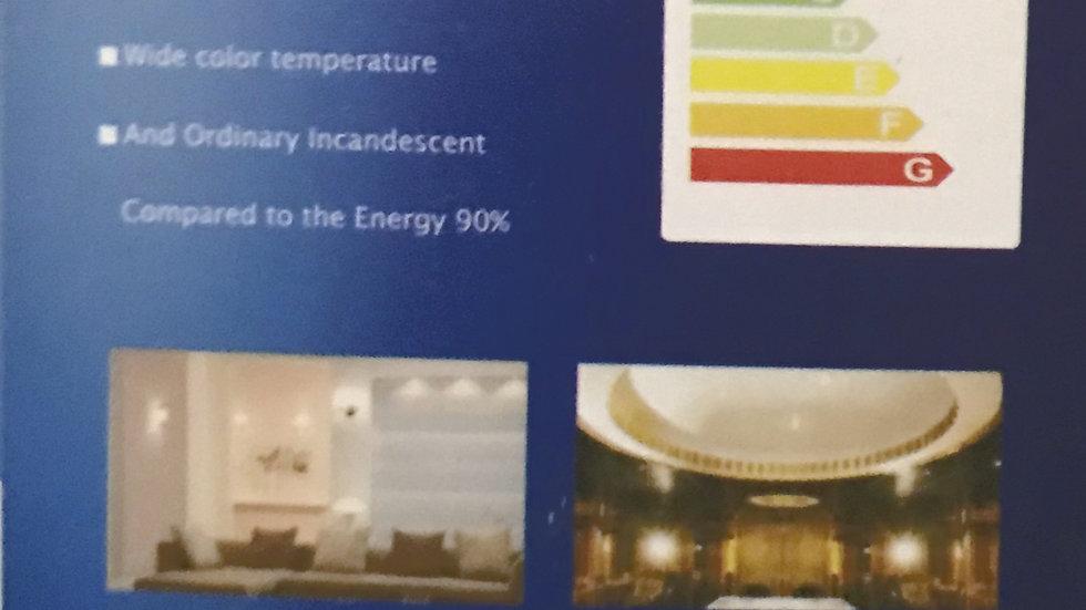 LED Energy Saving Bulb 5,7 and 9 Watts Assorted (5pcs)