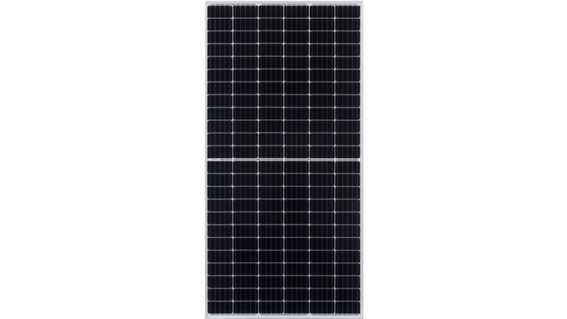 320 Wp  Monocrystalline Solar Panel-Half cell technology