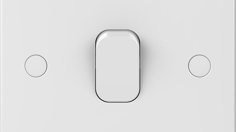 Lisse - Intermediate Switch - 1 Gang (5pcs)