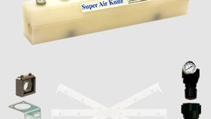 PVDF  Super Air Knife Kit