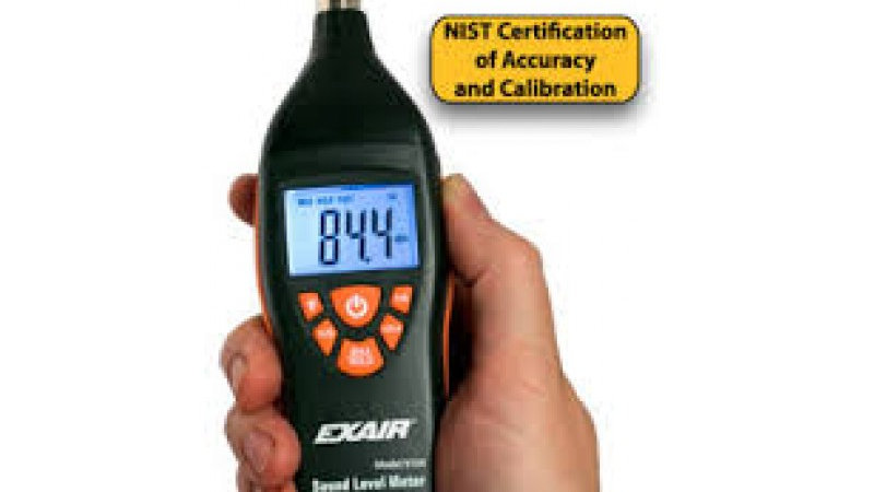 Sound Level Meter Calibration