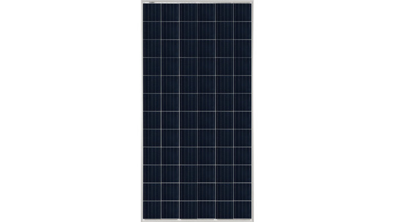 330 Wp   Polycrystalline Solar Panel-Half cell technology