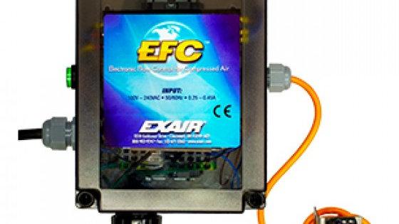 Electronic Flow Control System, 40 SCFM, (1,133 SLPM), 100 - 240 VAC