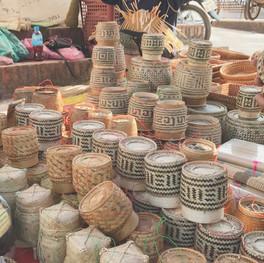 Sticky Rice Baskets
