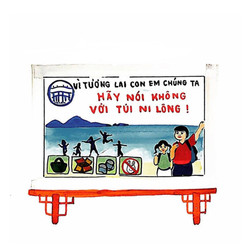 Hand Painted Signboard